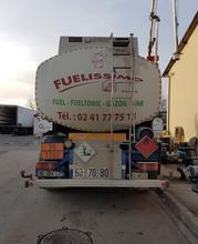 Camion Combustible